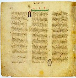 VaticanCodex